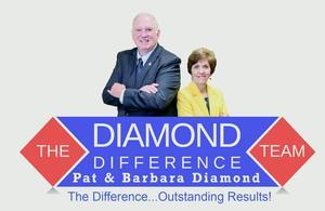 Send a message to Pat & Barbara Diamond